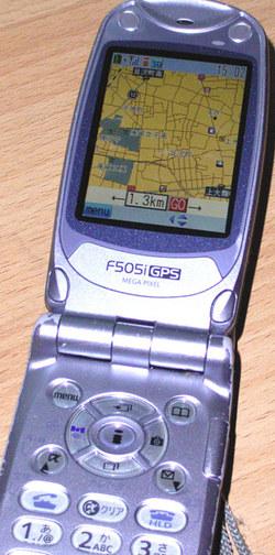 自転車の 自転車 地図 gps : GPS携帯は、自転車乗りにお ...