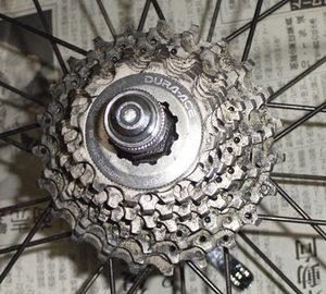 自転車の 自転車 ギヤ 交換 : スプロケットの交換、14 ...